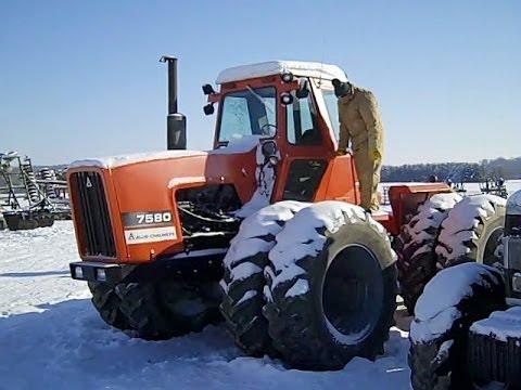 Barron, WI Farm Auction December 10, 2013 - Machinery Pete