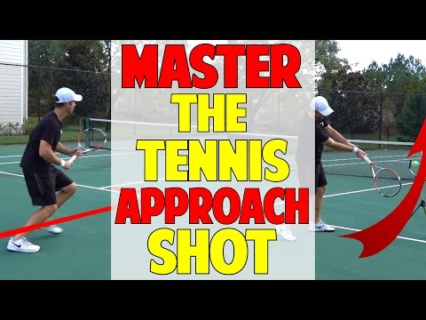 Thumbnail: How To Hit A Tennis Approach Shot