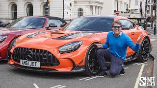 UPDATE NEWS About My AMG GT Black Series!