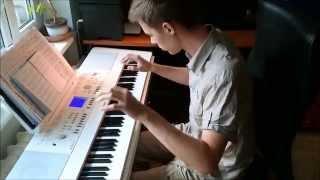 Prāta Vētra - Tu izvēlējies palikt (klavieres/piano cover) - Arranged by Toms Mucenieks