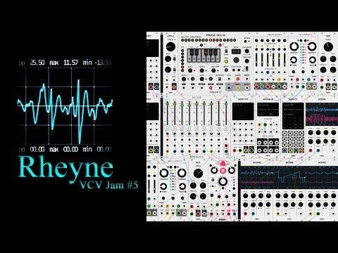 VCV Jam #5 (Ambient Jam With Kontakt And VCV Rack)