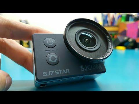 SJCAM SJ7 STAR Official UV Filter - Unboxing & First Impression | Lens Cover | #RCTech