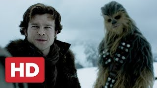Solo: A Star Wars Story Trailer (2018) Alden Ehrenreich, Donald Glover