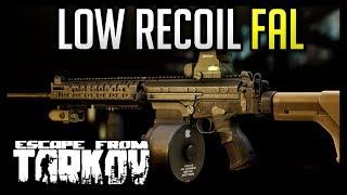 Low Recoil SA-58 (FAL) - Escape from Tarkov 0.10