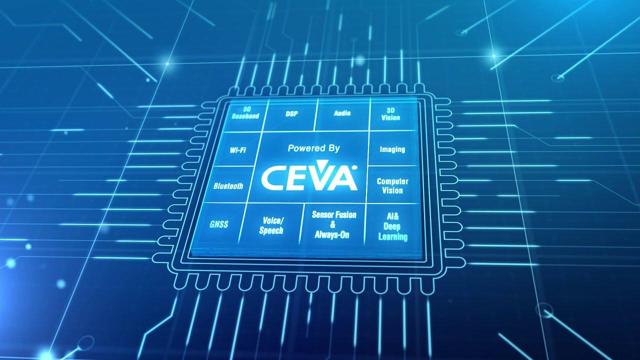 Download CEVA corporate intro and portfolio