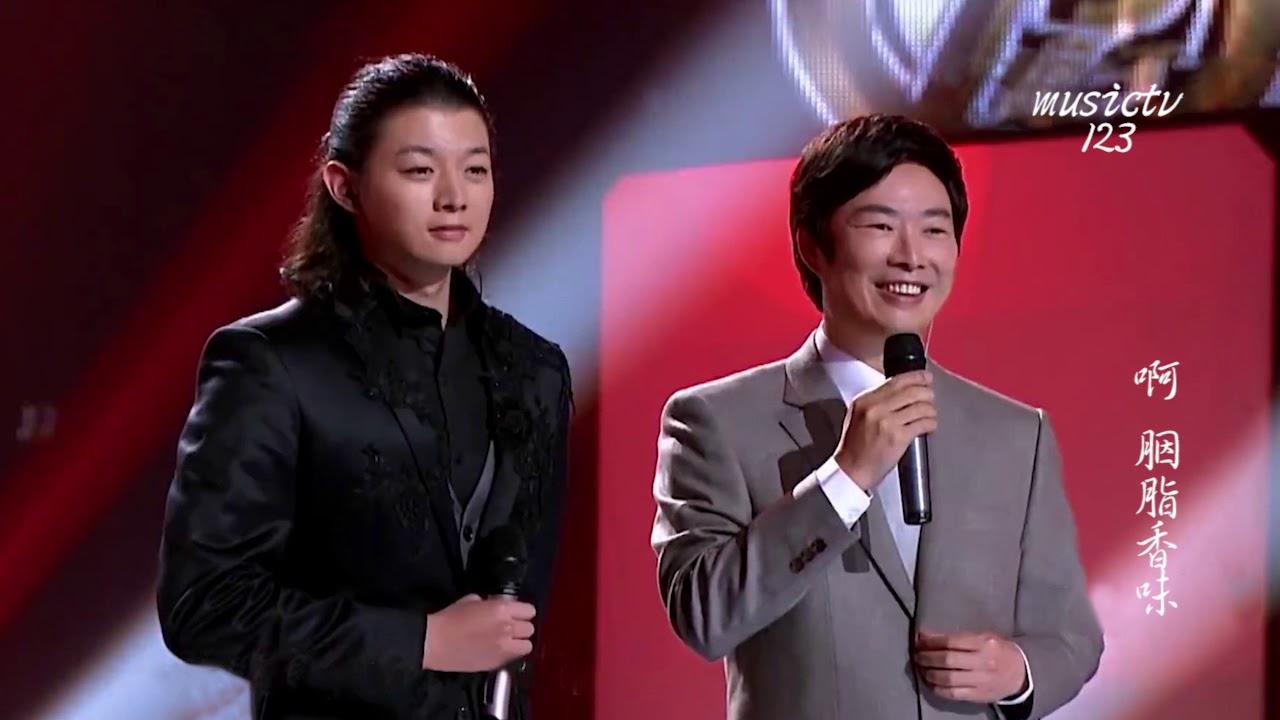 霍尊&費玉清《卷珠簾》(劉歡版) musictv 123 - YouTube