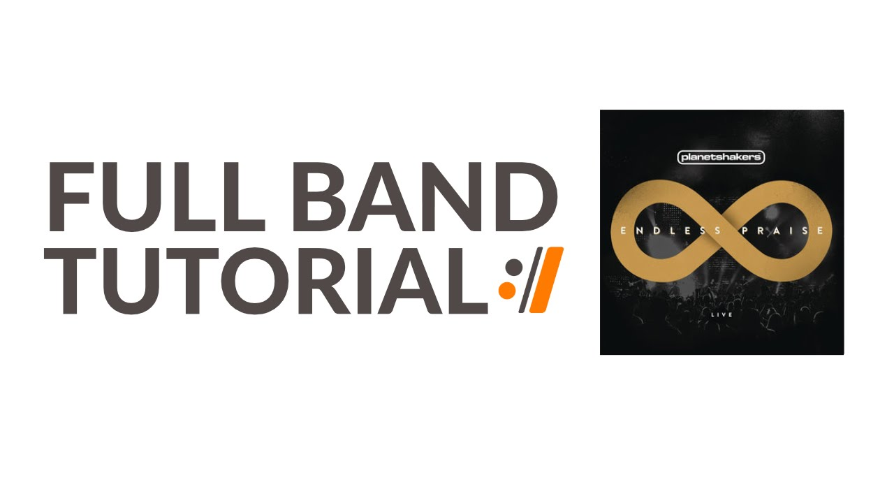 full band tutorial dance by planetshakers
