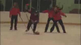 Прикол смешное видео хоккей