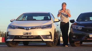 TN Autos Programa 138 | Comparativo Toyota Corolla - Honda Civic. Parte 2