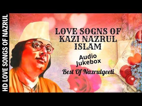 Love Songs Of Kazi Nazrul Islam | Love Songs | Best Of Nazrulgeeti | Dhiren Bose | Purabi Dutta