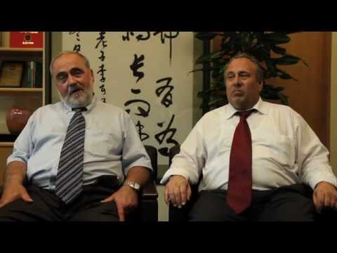 Interview with Dr. Baranovsky and Dr. Shumilin from Russian Academy of Sciences