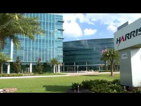 FIT Grads at Harris Corporation