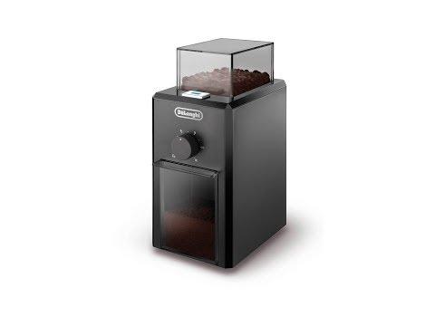 Delonghi KG79  Hack Değirmen Espresso çekme ayarı