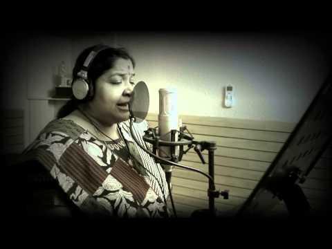 Chanda re tu so ja.. Chandni tu so ja... A heart touching Hindi Lullaby Song by KS Chithra