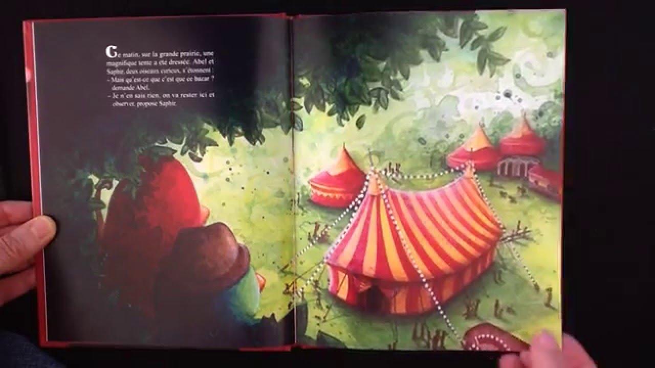 histoire pour enfant et si on allait au cirque youtube. Black Bedroom Furniture Sets. Home Design Ideas