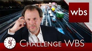 Challenge WBS: Darf die Polizei eine erhöhte Geschwindigkeit schätzen? | Kanzlei WBS
