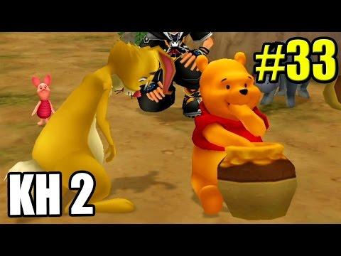 Kingdom Hearts 2 HD 2.5 ReMix {PS3} часть 33 — Прожорливый Винни Пух