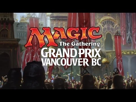Grand Prix Vancouver 2017 Finals: Jonathan Zaczek vs. Josh Utter-Leyton (Modern)