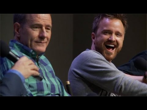 Breaking Bad Interview with Bryan Cranston, Aaron Paul and Vince Gilligan