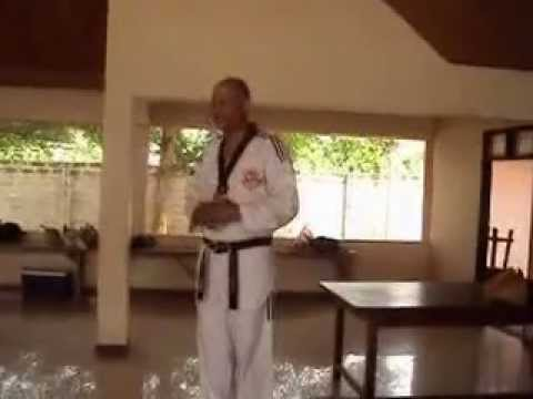 Grand Master Michael Deh's Club management seminar