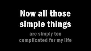 No Doubt - Simple Kind Of Life (With Lyrics)