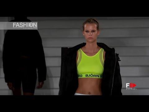 BJORN BORG Spring Summer 2018 Stockholm - Fashion Channel