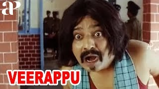 Veerappu Tamil Movie Comedy Scene | Vivek Loses his Lorry to Police | Veerappu | Vivek | Sundar C