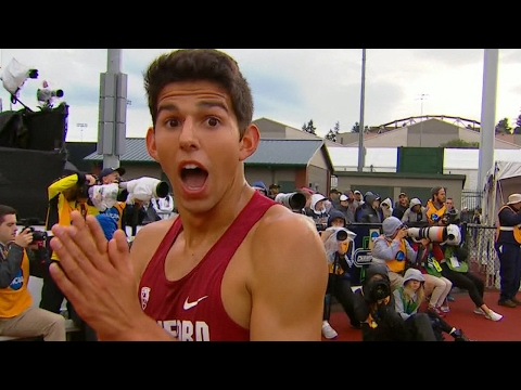 2017 NCAA Track & Field Championships Highlights: Stanford's Grant Fisher Takes 5K Title