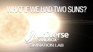 What if we had two suns? - SimNation Lab