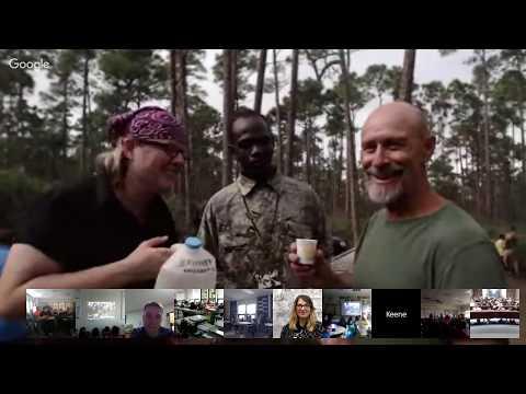 Explorer Classroom: Kenny Broad and Jill Heinerth, Part II