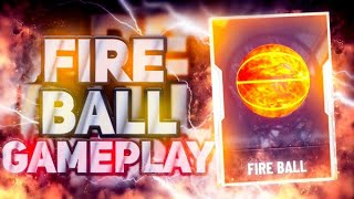 2K FINALLY GAVE ME THE FIRE BALL! THE COOLEST BALL EVER ADDED IN NBA 2k20 MyTEAM! WAS IT WORTH IT?