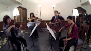 BCMS: Smetana String Quartet No. 1: Allegro vivo appassionato