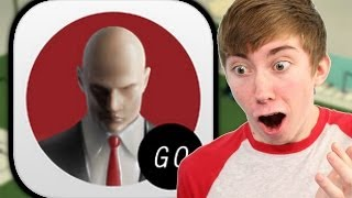 HITMAN GO (iPhone Gameplay Video)