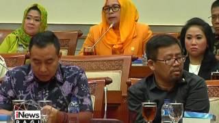 Habib Rizieq Bersama Anggota FPI Datangi Komisi III DPR RI - INews Pagi 18/01