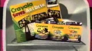 Quick Draw McGraw fridge art promo 1995