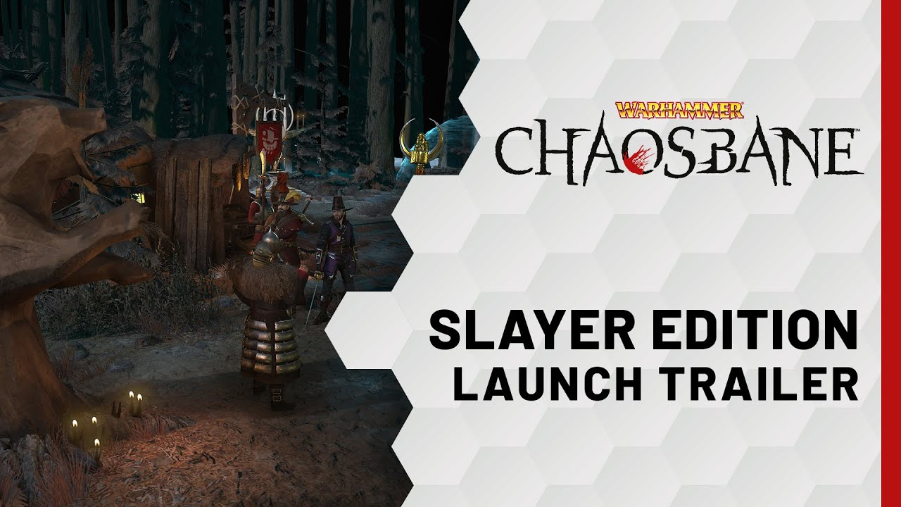Warhammer: Chaosbane - Slayer Edition Launch Trailer