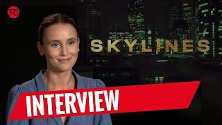 SKYLINES  Peri Baumeister im Interview mit Sandra Rieß  FredCarpet