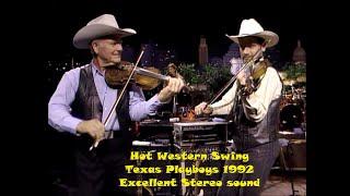 Texas Playboys & Asleep at the Wheel, Western Swing Stereo sound