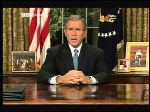 BBC World News on 9/11/2001, 9:00 - 9:30 p.m.