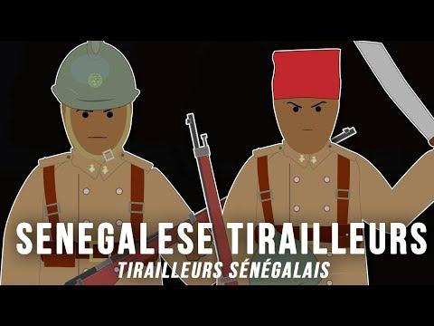 Senegalese Tirailleurs  (World War II)