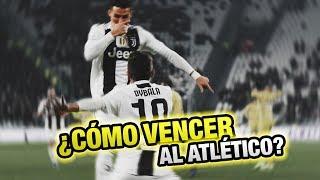 Las CLAVES para que la Juventus de Cristiano Ronaldo le gane al Atlético de Madrid