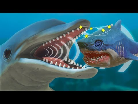 NEW GIANT DOLPHIN! NEW ABILITY - Feed and Grow Fish - Part 140 | Pungence