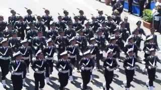 Parata Militare Festa della Repubblica 2 Giugno 2015 - Mattarella
