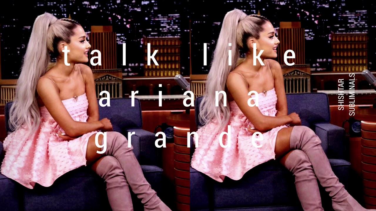 Watch Ariana Grande Talk Anxiety, Perform Sweetener