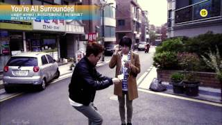 Video You're All Surrounded - Trailer download MP3, 3GP, MP4, WEBM, AVI, FLV Januari 2018