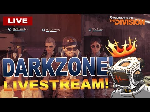 The Division: (OPEN GROUP) DARKZONEEEE BULLLSHIIIIEETTT!!!