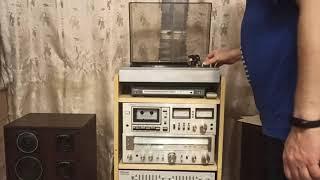 "Листая старые пластинки. Аквариум ""Радио Африка"""