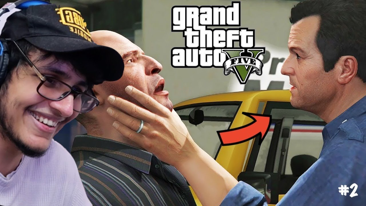 Aaj Michael Sabko Dhoyega - GTA 5 (Gameplay #2)