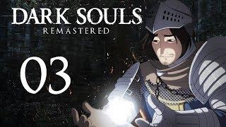 Dark Souls: Remastered Walkthrough   Part 3: Through The Forest