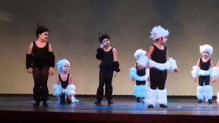 Jazz - Baby Class - Festiva Dança Brasil - Gatinhas - 08-09-13